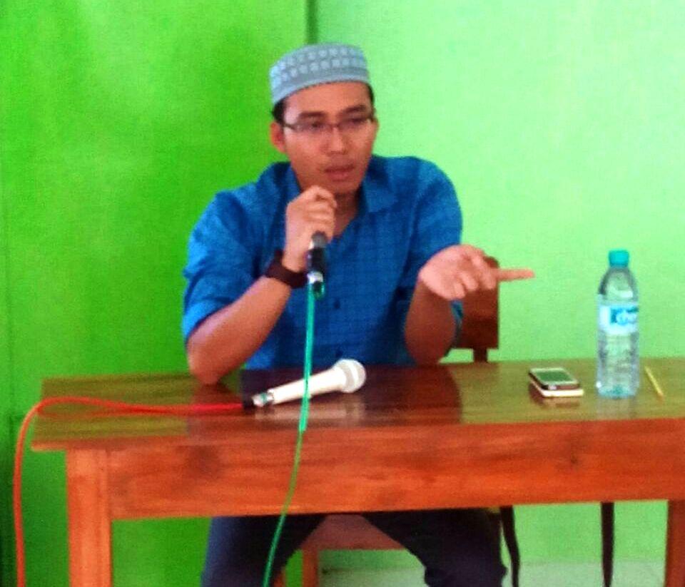 """Angga: Dari 'Muallaf"""" Agama, Kini Membanggakan MAU WH"""