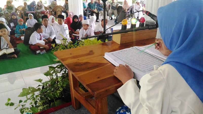 Pengembangan Diri Qiro'ah Diminati Banyak Siswa