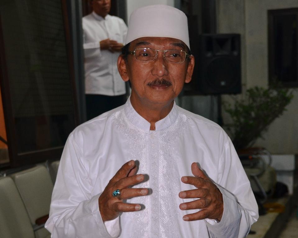 Peringati al-Haflatul Kubro, Kiai Hasib Sampaikan Tiga Amanat