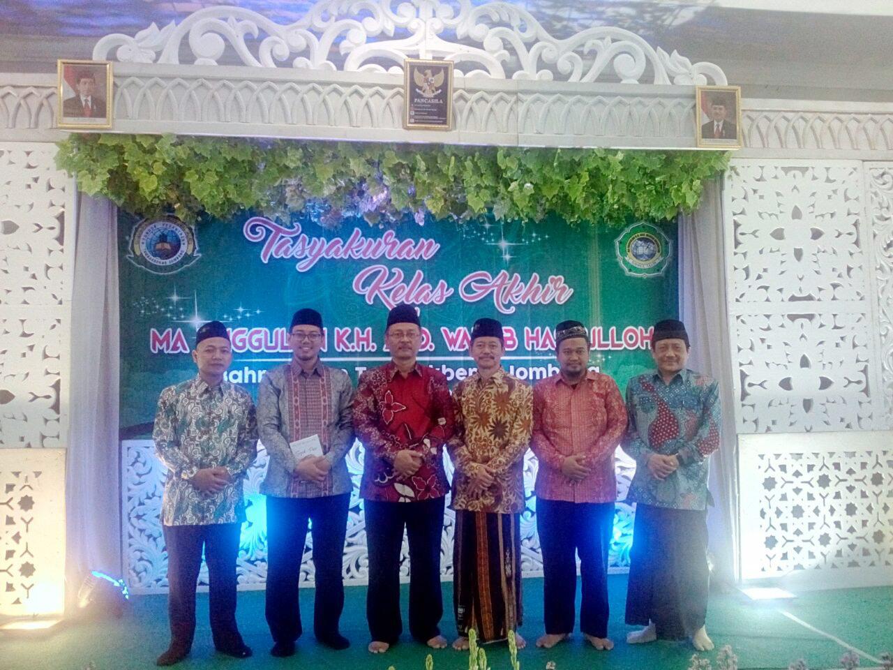 Alumni MAUWH Adalah Santri Ideologis Mbah Wahab