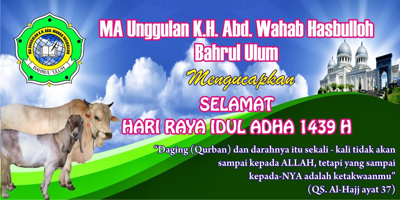 MAUWH : Peringati Idul Adha