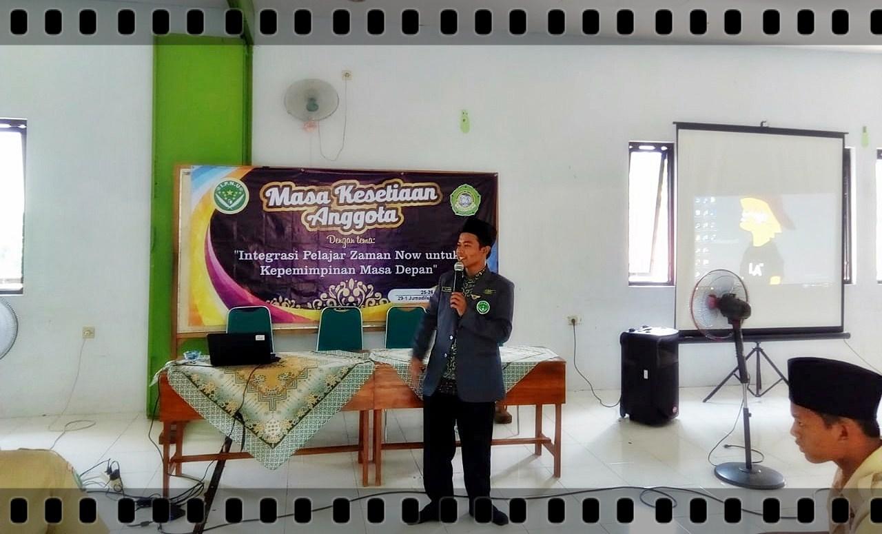 PK IPNU MAUWH Sukses Gelar Makesta