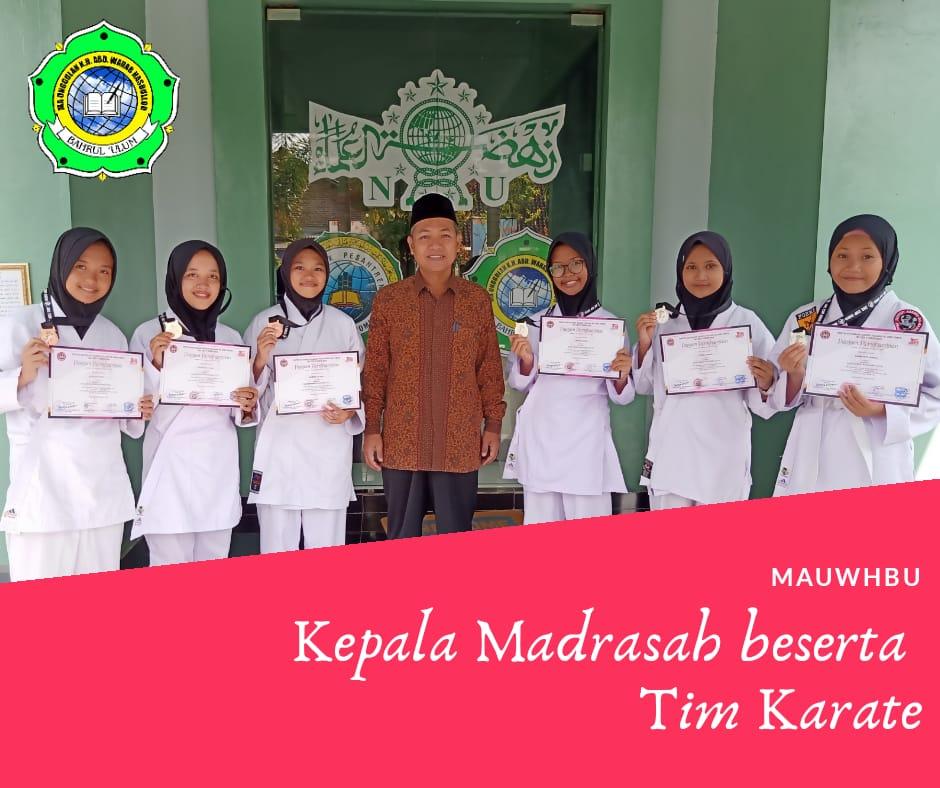 Mengagumkan, Tim Karate MAUWH Raih 4 Medali