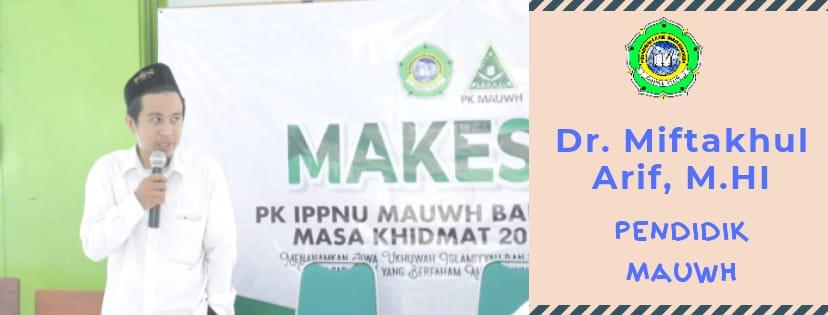 Pimpinan Komisariat IPPNU MAUWH Sukses Gelar Makesta