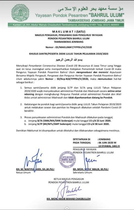 Maklumat Yayasan PPBU