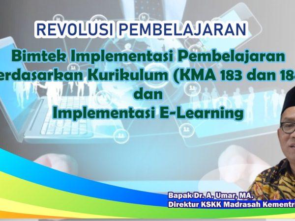 Revolusi Pembelajaran Madrasah