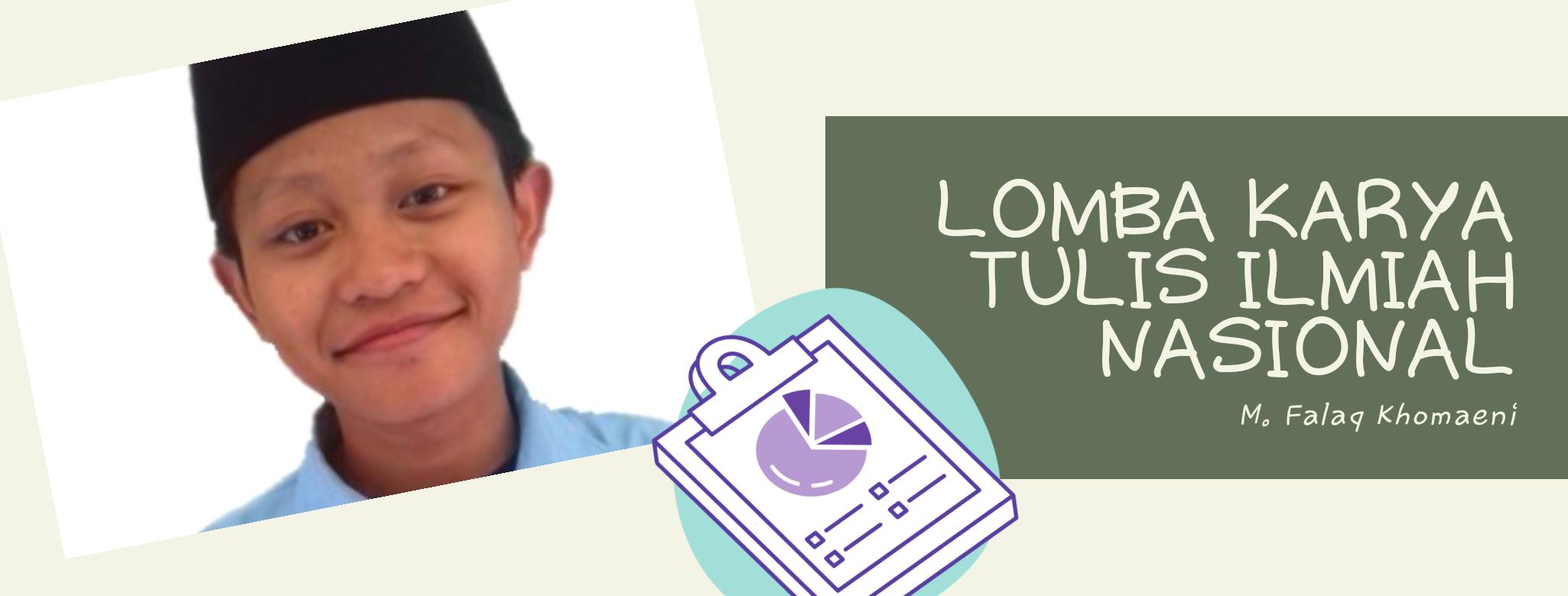 Siswa MAUWH Raih Juara pada Lomba Karya Tulis Ilmiah tingkat Nasional