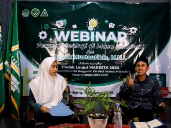 Webinar IPNU & IPPNU