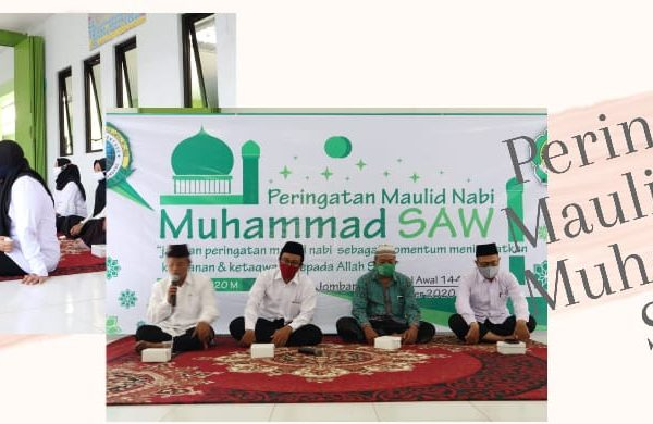 Peringatan Maulid Nabi Muhammad SAW 1442 H