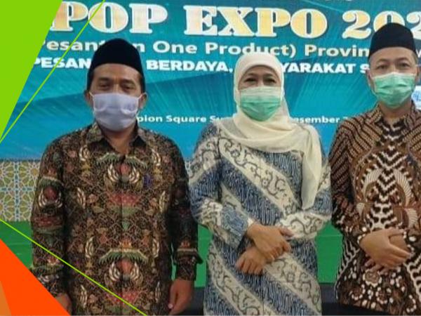 Pembukaan OPOP EXPO 2020