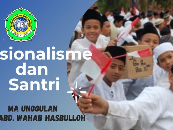 Nasionalisme dan Santri