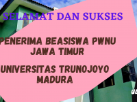 Buah Keseriusan Belajar dan Bimbingan,Dua Siswa MAUWH Lolos Beasiswa PWNU Jawa Timur